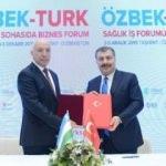 Türkiye'den Özbekistan'a sağlık yatırımı atağı