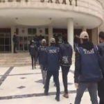 Şanlıurfa'da terör operasyonu: 8 tutuklama