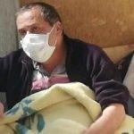 Çok acı haber: Oğlunun cenazesini balkondan seyretmişti