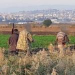 Milli parkta keklik avlayanlara 64 bin lira ceza