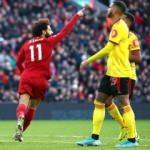 Salah atıyor, Liverpool durdurulamıyor!