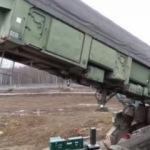 Rusya, Moskova'nın batısına balistik füze yerleştirdi