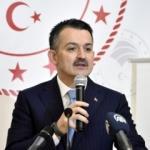 Bakan Pakdemirli'den tağşiş açıklaması