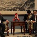 Dışişleri Bakan Yardımcısı Çinli yetkililerle görüştü