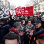 Fransızların yüzde 57'si emeklilik reformuna karşı