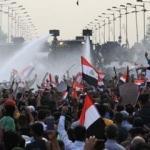 Irak yine sokakta... Hükümetin kurulmasını istiyorlar