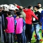 Olaylı Tuzla-G.Saray maçı PFDK'lık oldu!