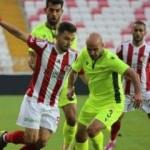 Sivasspor mağlubiyete rağmen turladı!