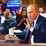 Canlı yayında flaş sözler! Putin'den Türkiye, Erdoğan ve Libya açıklaması