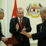 Türkiye ile Malezya arasında 15 anlaşma imzalandı