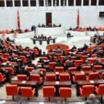 Üç bakanlığın bütçesi Meclis'te kabul edildi