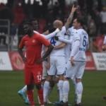 BB Erzurumspor Ümraniye'de geriden gelip kazandı!