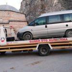 Amasya'da beyin kanaması geçiren sürücü kaza yaptı
