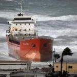 Görenler dönüp bir daha baktı! Türk gemisi İsrail'de böyle bulundu