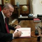 Erdoğan imzaladı! İşte kritik atamalar... Görevden alınanlar ve göreve gelenler