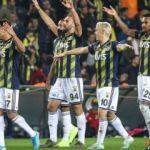 Fenerbahçe santrforda hedefi '12'den vurdu