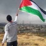 Filistinliler sözde anlaşmayı protesto ettiler! Yaralananlar var