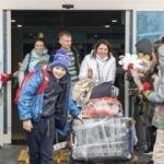 İlk turist kafilesi yılbaşı için Kayseri'ye geldi