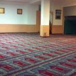 Almanya'da bir camiye çirkin saldırı!