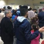 İstanbul'da dün acil servisler en yoğun gecesini yaşadı