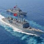 MSB duyurdu! Savaş gemileri yola çıktı