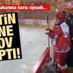 Putin şov yaptı!