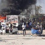 Somali'de bomba yüklü araçla saldırı: 5 ölü