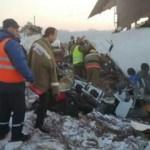Son dakika: Kazakistan'da yolcu uçağı düştü!