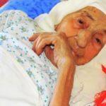 Türkiye'nin en yaşlı insanı Ayşe Uçar nine öldü