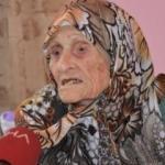 114 yaşındaki Şükriye Nine hayatını kaybetti