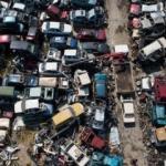 400 binden fazla araç trafikten silindi