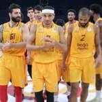 Galatasaray Doğa Sigorta rahat kazandı