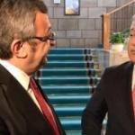AK Parti'li Akbaşoğlu ile CHP'li Altay arasında 'tezkere' tartışması