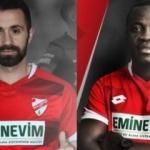 Boluspor'da iki transfer birden!