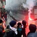 Fransızlar emeklilik reformunun geri çekilmesini istiyor