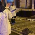 İstanbul'da yolda yürürken kurşunların hedefi oldu