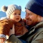 Meghan Markle ve Prens Harry'nin oğlu moda ikonu oldu