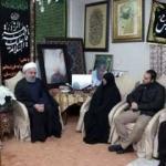 Ruhani ve Sadr, Süleymani'nin evini ziyaret ettiler!