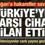 Hafter, Cumhurbaşkanı Erdoğan'a hakaretler savurup Türkiye'ye karşı cihat ilan etti