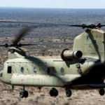 Afganistan'da askeri helikopter acil iniş sonrasında imha edildi