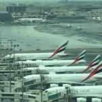 Dubai duyurdu! Pistler su doldu, uçuşlar iptal