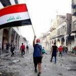 Irak'taki gösteriler 100'üncü gününe girdi