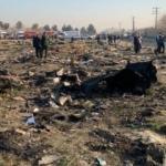 İran'dan düşen uçakla ilgili yalanlama
