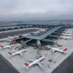 İstanbul Havalimanı, olumsuz hava koşullarından etkilenmedi