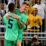 Ne yaptın Kroos! İspanya bu golü konuşuyor