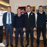 Şenol Güneş, Beşiktaş kampını ziyaret etti