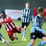 Sivasspor, Mannheim'a diş geçiremedi