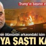 Trump'ın başının etini yemiş! Süleymani'nin ölümün arkasındaki isim ortaya çıktı