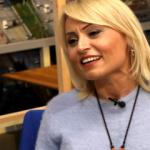 Ünlü radyo programcısı ve sunucusu Eda Özdemir konuğunu stüdyoya kitlediği anları anlattı!