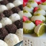 Evde yapılabilecek en kolay tatlı tarifleri